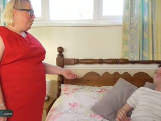 사까시, 할머니, 성숙