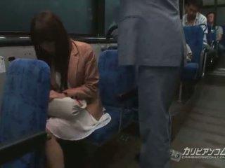 Chikan pakliuvom apie autobusas