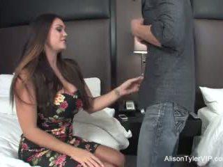 Alison tyler fucks sie freund