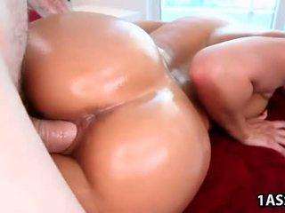 tits, brunette, round
