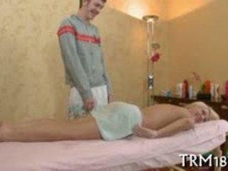 softcore, small tits, massage