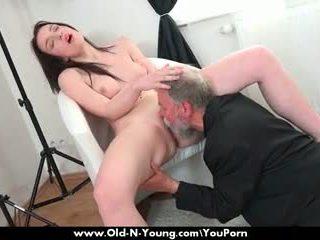 hardcore sex, tua muda, oldandyoung