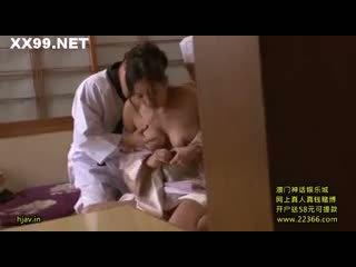 Jovem esposa chefe seduced pessoal 08