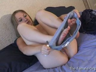 MILF with Big Pussy Lips and Sopping W...