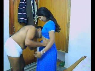 ইন্ডিয়ান pair onto তাদের honeymoon chewing এবং bonking