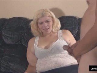 Потворна пухка жіноче домінування вуайеріст