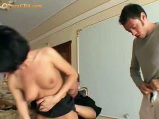 Trio pornvideo
