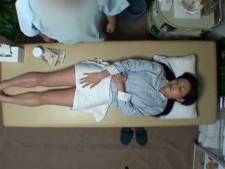 dedilhado, massagem, uniforme