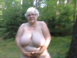 Alemão vovó puta teil 1, grátis grande natural tetas porno vídeo