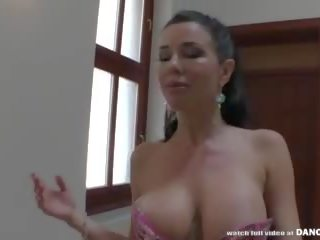 Veronica avluv squirts alle over een lul, porno e1