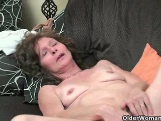 Plaukuotas močiutė vikki kolekcija