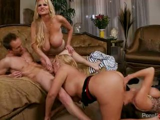 Karen fisher, veronica avluv और kelly madison