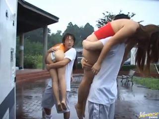 hardcore sex, japonez, pussy de foraj