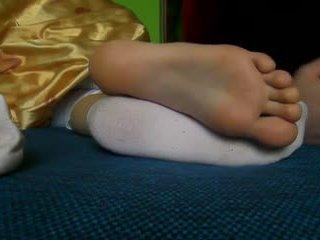 fetiș picior