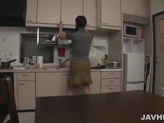Japans koppel bij thuis