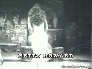 巨大 titted betty howard