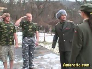 Role hrát 6: armáda pohlaví