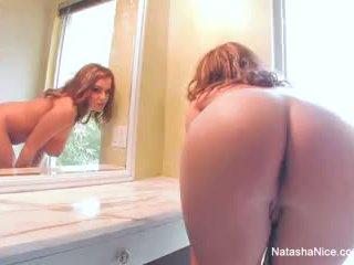Natasha Nice Almost Fisting!