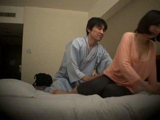 Subtitled japonská hotelu masáž ústní pohlaví nanpa v vysoká rozlišením <span class=duration>- 5 min</span>
