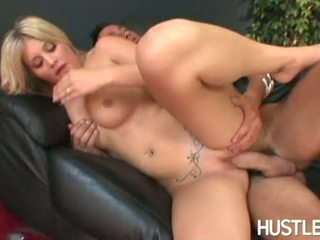 Indecent Hot Lacie Heart Gets Her Silky Smooth Cracks Creamed After A Horny Fuck