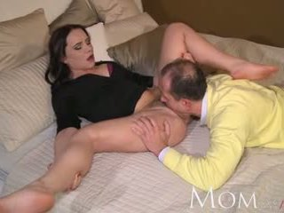MOM George uses old tricks to get his ...