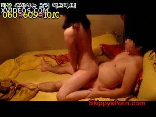 कोरियन आमेचर sextape 1