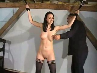 Humiliating slavery van female slaveslut emily
