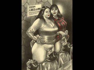 Comic Huge Breast Big Ass Bizarre Sex Fetish