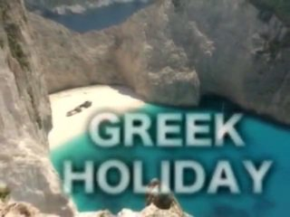 Greek Holiday: Action One Cruising The Aegean