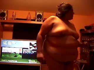 bbw, 看 脂肪 不错, 在线 bbw色情 自由