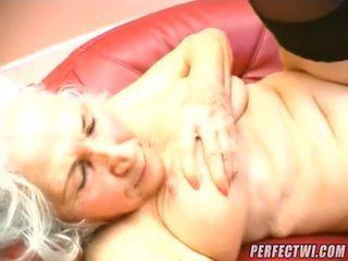 A grandmother että wants kohteeseen hyökätä