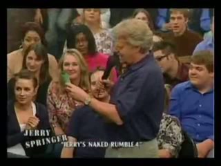 পরবর্তী দরজা nikki - সুউচ্চ উপর jerry springer ppv