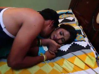 인도의 주부 로맨스 와 newly 결혼 한 bachelor - midnight masala 영화 -