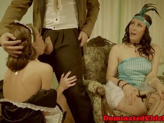 Servant babes dominated von masters schwanz, porno e3