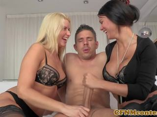 threesomes, lingerie, hd porn