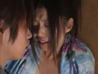 יפני משפחה (brother ו - sister) סקס part02