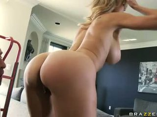 Brandi Love Get Also Lewd With The Finger Of Hot Stud