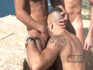 pornó, kibaszott, szopás