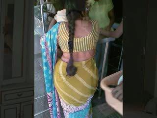 Indické buttock