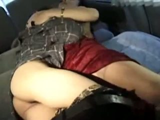 Mature Asian cougar fucks her skinny young lover