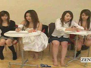 Subtitled יפני חובבן quiz משחק מקדים friends לצפות סקס