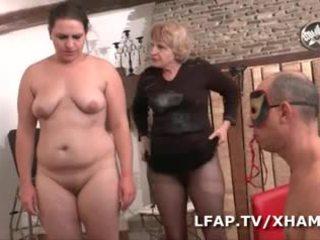 swinger, französisch, anal