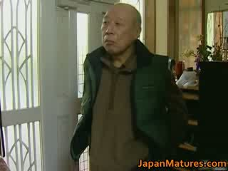 Japonesa mqmf enjoys caliente sexo