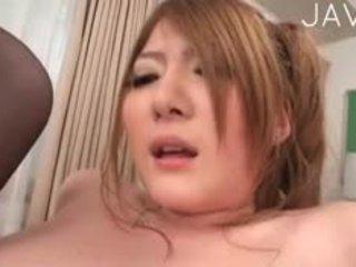 japonski, velike joške, blowjob