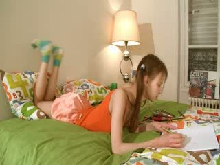 Nejaukas homework no smart teenager