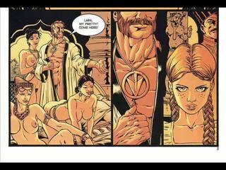 קריקטורות, קומיקס, bdsm art