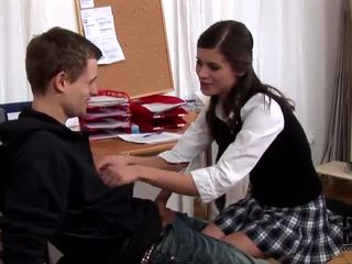 Little Caprice Blowjob