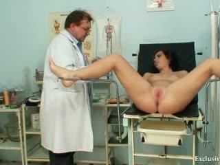 Filthy gyno arst performs armas teismeline eksam