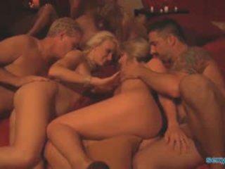 grupinis seksas, svingeriai, blowjob
