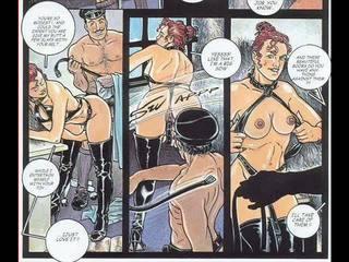 קומיקס, bdsm art